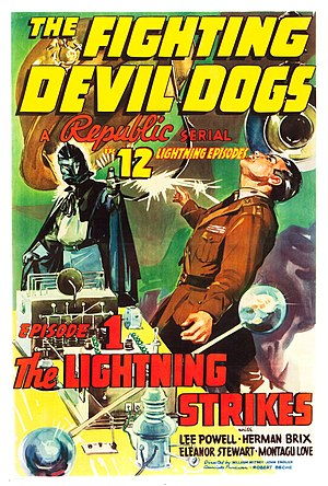The Fighting Devil Dogs - Image: Fightingdevildogs