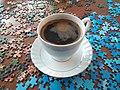 Filiżanka kawy przy puzzlach - styczeń 2019.jpg