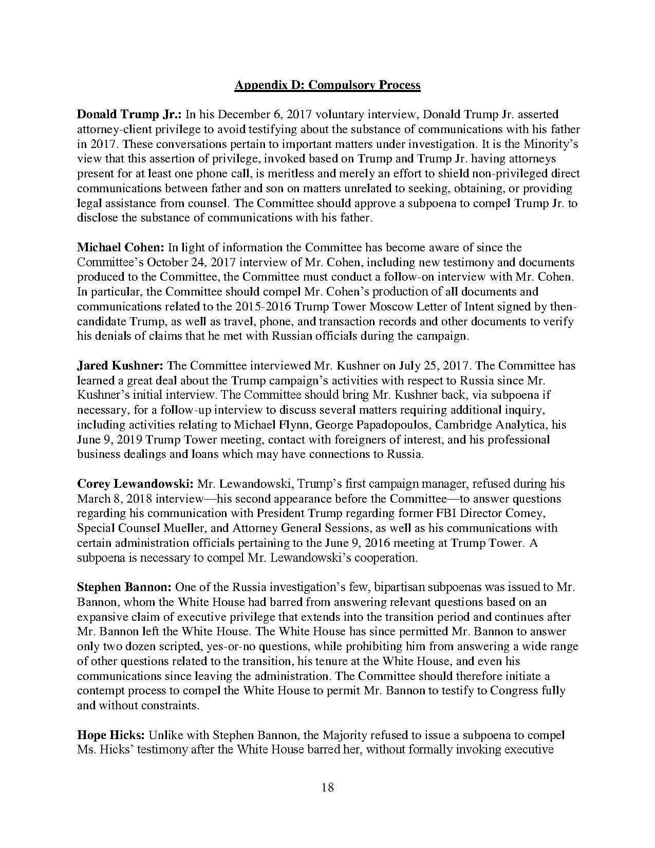 Page:Final - minority status of the russia investigation