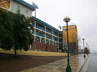 Finley Stadium - FinleyStadium