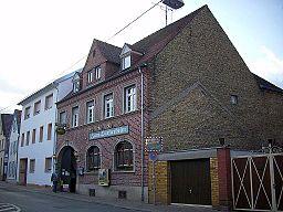 Poststraße in Mainz