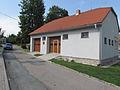 Fire station in Horní Heřmanice, Třebíč District.JPG