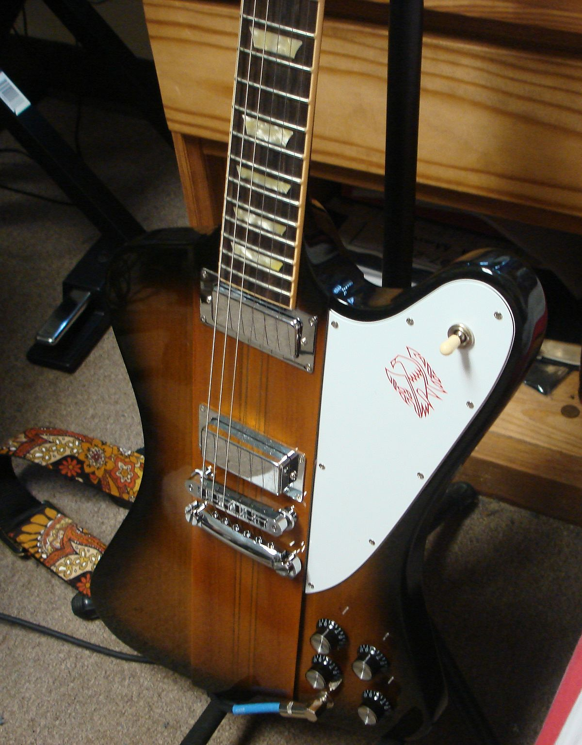 Gibson Firebird Wikipedia L6 S Wiring Diagram