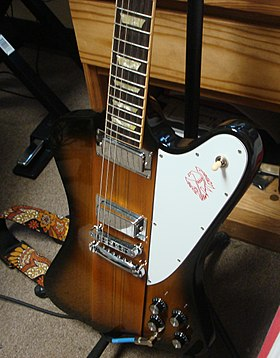 Image illustrative de l'article Gibson Firebird