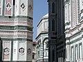 Firenze duomo campanile battistero.jpg