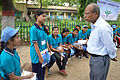 First Aid and Emergency Management Session - Summer Camp - Nisana Foundation - Sibpur BE College Model High School - Howrah 2013-06-08 9172.JPG