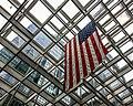 Flag at IDS Center, Minneapolis 2 18 18 (40312774192).jpg