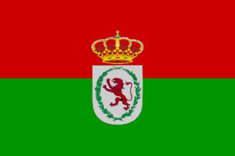 Coslada - Image: Flag of Coslada