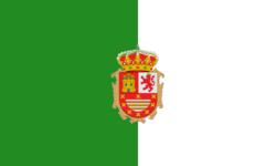 Flagge und Wappen Fuerteventuras