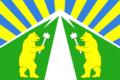 Flag of Gorny (Novosibirsk oblast).png