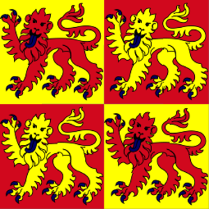Battle of Orewin Bridge - Image: Flag of Gwynedd
