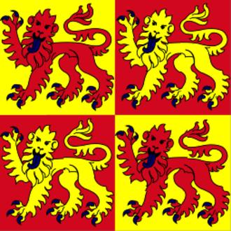 Deheubarth - Image: Flag of Gwynedd