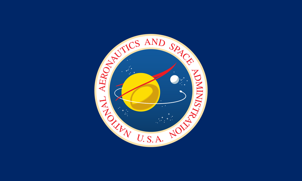 Flag of the National Aeronautics and Space Administration