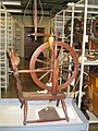 Flax Spinning Wheel by Joel Farnham.jpg