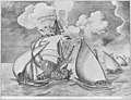 Fleet of Galleys Escorted by a Caravel from The Sailing Vessels MET MM15834.jpg