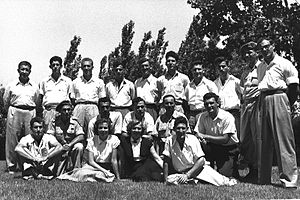 Israel at the 1952 Summer Olympics - First Israeli Olympic Team, 1952