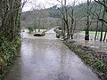 Flooding at Beaford Bridge - geograph.org.uk - 665154.jpg