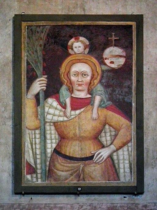 Firenze, Santo Spirito, Collezione Salvatore Romano