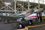 Flying Tigers Curtis P-40 Warhawk (30041225233).jpg