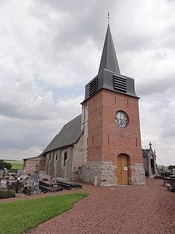Fonsomme (Aisne) église.JPG