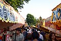 Food stalls, Matsuri festival, Senso-ji, May 2017.jpg