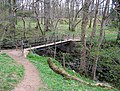 Footbridge across Cald Beck - geograph.org.uk - 1274959.jpg