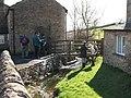 Footbridge over Askrigg Beck - geograph.org.uk - 374909.jpg