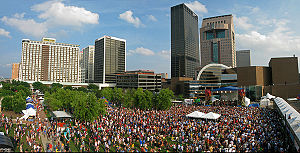 list of attractions and events in the louisville
