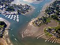 Fosters Point and Liberty Marina aerial photo, July 2016.JPG