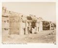 Fotografi på romerska tempelruiner i Balbek - Hallwylska museet - 104286.tif