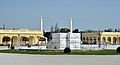 Fountain Donau, Inn und Enns under restoration.jpg