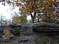 Fr Ochsenstein Stairs to fifth rock 1.jpg