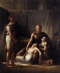 La Mort de la femme de Belisarius