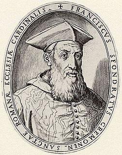 Francesco Sfondrati Italian cardinal