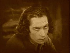Frank Puglia - Frank Puglia in Orphans of the Storm (1921)