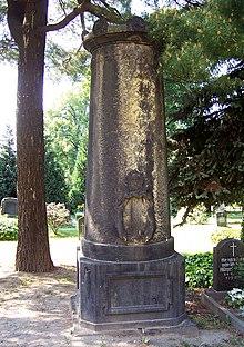 Grab Franz Seydelmanns (Quelle: Wikimedia)