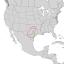 Fraxinus texensis range map 1.png