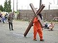 Fremont Solstice Parade 2008 - Abu Ghraib 01.jpg