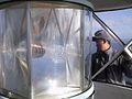 Fresnel Lens in the Alcatraz Lighthouse.JPG