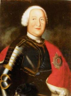 Frederick Charles of Stolberg-Gedern Prince of Stolberg-Gedern
