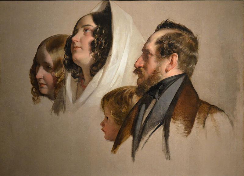 File:Friedrich von Amerling - Study.jpg