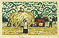 Fritz Baumann Heueernte 1913.jpg