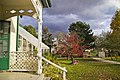 From the porch of Melville House at Bell Homestead National Historic Site in Brantford, Ontario - panoramio.jpg