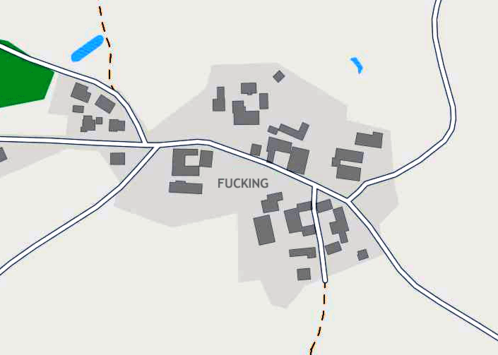Map of Fucking