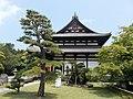 Fukuju-ji - Buddha Hall 2.jpg