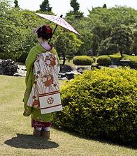 Geisha De Dos geisha - vikidia, l'encyclopédie des 8-13 ans