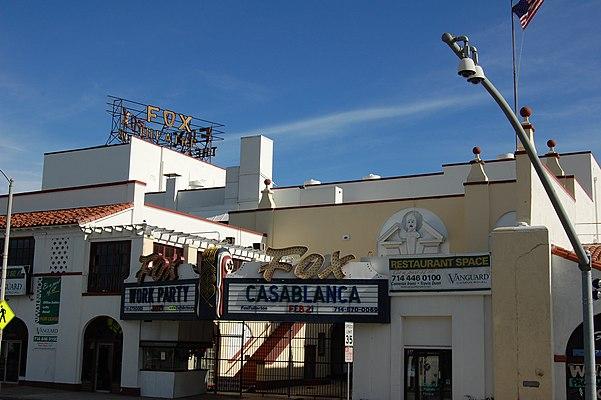 Fox Theatre (Fullerton, California)