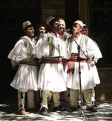 albanische lieder