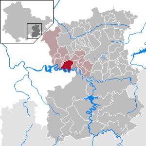 Gössitz - Image: Gössitz in SOK