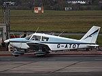 G-ATOT Piper Cherokee 28-180 Private (26844688048).jpg